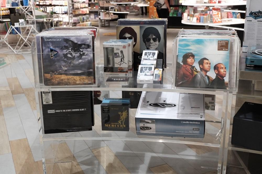 Record Shop & Vinyl Records